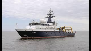 Опытовое судно  Ладога  передано заказчику