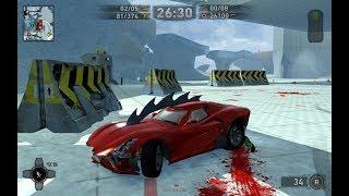 Мультфильмы игра про Машинки Аварии Погони для Детей Новые Мультики Смертельная Гонка (1)