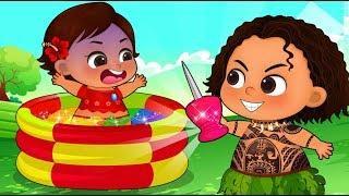 моана и мауи cказки для детей ★ Смешные для детей ★ Мультфильмы для детей ★★ 11