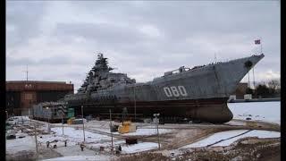 крейсера  Адмирал Нахимов какие работы сейчас идут
