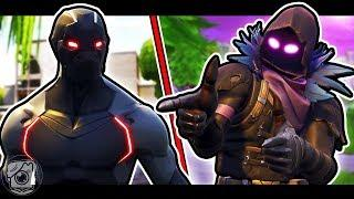 OMEGA vs. THE RAVEN - A Fortnite Short Film