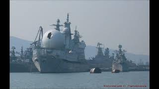 Атомный гигант радиоразведки ССВ 33 - Урал   И опять уникальное судно гниет ожидая утилизации!