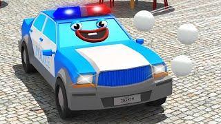 Мультики про Машинки - Полицейская Машина и Супер СКОРОСТЬ! Новые Мультфильмы для детей 2018