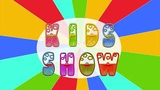 ✿ УЧИМ ЦВЕТА Мой говорящий Котик Том Развивающие мультики для детей Мультфильмы игры для малышей