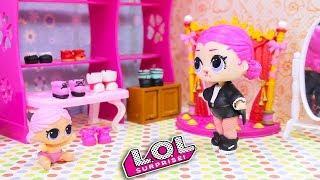 Смешные Куклы ЛОЛ Сюрприз #34 Мультфильмы и Весёлые Игрушки LOL Dolls Surprise