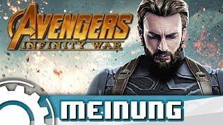 Warum Avengers: Infinity War der beste Comic Film ist