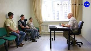 Разговоры о жизни 11 Познавательное ТВ, Михаил Величко