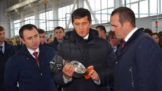 В индустриальном парке города Чебоксары открылся новый производственный корпус АО «Научно производст