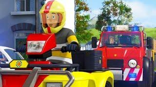 Пожарный Сэм на русском | Сэм лучший пожарный | Компиляция | мультфильмы для детей | WildBrain