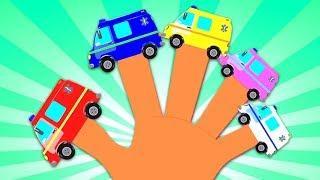 скорая помощь палец семья | Ambulance Finger Family | Umi Uzi Russia | русский мультфильмы для детей