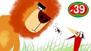 Весёлая карусель 39 Выпуск - Мультфильмы для детей от Союзмультфильм