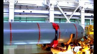 Россия впервые показала атомную подлодку «Посейдон»