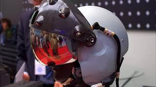 Новые защитные шлемы для летчиков создали в России
