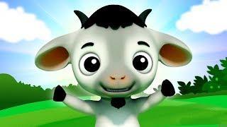 ребенок коза да мама | русский мультфильмы для детей | Baby Goat Yes Mama | Farmees Russia