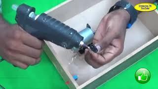 Мини станок с дисковой пилой своими руками Как сделать