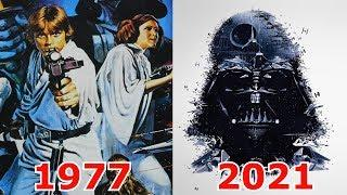 Все фильмы и мультфильмы вселенной Звездные Войны (1977 - 2021)