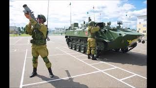 Ивановским военным поступила новая бронетанковая техника