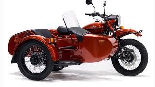 Легендарный мотоцикл «Урал» теперь соответствует стандарту «Евро 5»