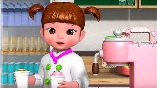 Все песенки про профессии - Консуни сборник песенок  - Мультфильмы - Kids Videos