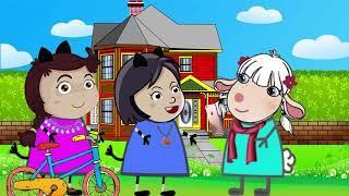 СБОРНИК 3  | Мультфильмы для детей на русском | Все серии подряд | Моя Малышка