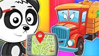 Развивающие Мультики про Машинки — Веселый Сборник 15 Минут — Мультфильмы для Детей все Серии