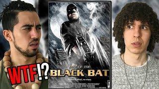 """Rise of the BLACK BAT.. ein """"Film"""" den man lieber nicht sehen sollte!   Jay & Arya"""