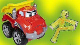 Мультики про машинки. Страшилка про грузовичок! мультфильмы с игрушками,  для мальчиков 2018