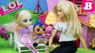 Куклы ЛОЛ смешные мультфильмы с куклами ЛОЛ #21 LOL Surprise мультики для детей