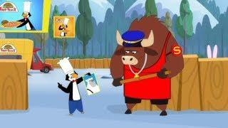 Бео и Пено - Сборник мультиков о приключениях Бео и Пено - Мультфильмы для детей