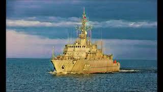 Новые российские боевые корабли делают из ткани и смолы