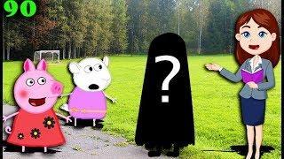 Мультики Свинка Пеппа на русском peppa 90 НОВАЯ В ЛАГЕРЕ Мультфильмы для детей свинка пеппа