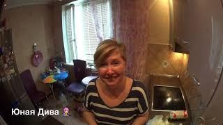 LC523:Женский клуб. Простая кулинария. Купила куличи и покрасила яйца! Юмор немного