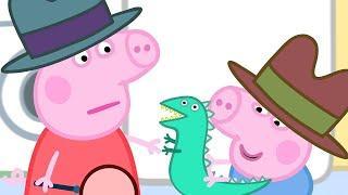 Мультфильмы Серия - Свинка Пеппа на русском все серии подряд - Компиляция школы 2 - Мультики