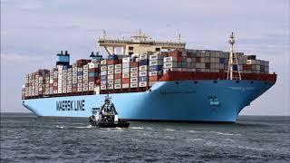 Maersk отказывается перевозить грузы компаний, попавших под санкции