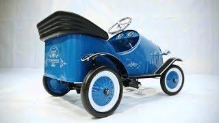 Ретро Машина     Retro Car      Познавательное Видео для Детей