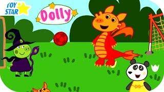 Мультики новые 2018 Долли и друзья Мультфильмы для детей самых маленьких #74