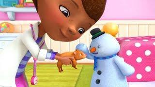 Доктор Плюшева - Серия 5 Сезон 3 - самые лучшие мультфильмы Disney для детей
