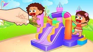 моана и мауи cказки для детей ✤ Смешные для детей ✤ Мультфильмы для детей ✤✤ 7