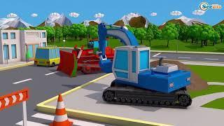Малый грузовик Max-разноцветные шары-новые автомобили для детей-мультфильмы на испанском языке