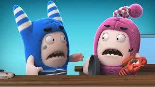 Oddbods Tv | Oddbods - Доктор Странный - Смешные Мультфильмы Для Детей  Ep 34