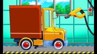 Мультики про Машинки Мойка Развивающие Мультфильмы Игры для Детей