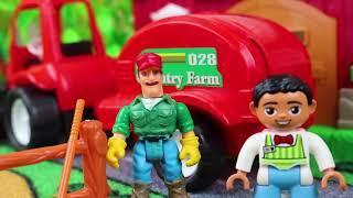 Новые мультфильмы для детей про игрушки Щенячий патруль спасают животных Му