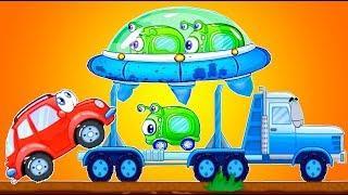 Мультики про машинки. Мультфильм про машины детям. Машинки для детей
