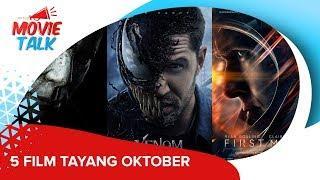 5 Rekomendasi Film yang Tayang di Bulan Oktober