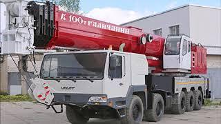 Новинки «Галичанин» и «Клинцы» на bauma СТТ Russia 2018