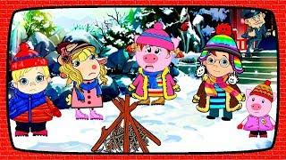 Мультфильмы для детей  СКАЗКИ НА НОЧЬ на Русском   Сборник