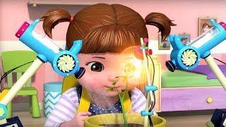 Расти скорей - Консуни мультик (серия 34) - Мультфильмы для девочек - Kids Videos