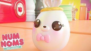 Num Noms | Жесткое яйцо, чтобы взломать | Мультфильмы для де