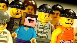 Я НУБик ⚡️ LEGO Minecraft Анимация и Мультики - Лего НУБик Майнкрафт Мультфильмы