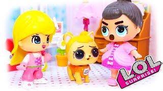 Куклы #ЛОЛ Смешные Мультфильмы с куклами LOL Surprise №23 Разные мультики для детей